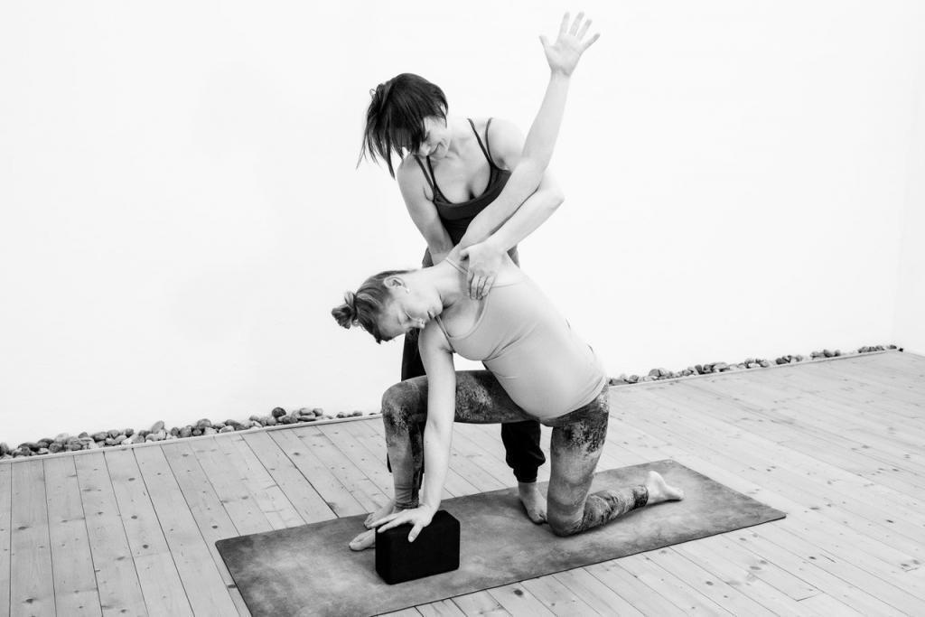 Yoga für Schwangere Graz